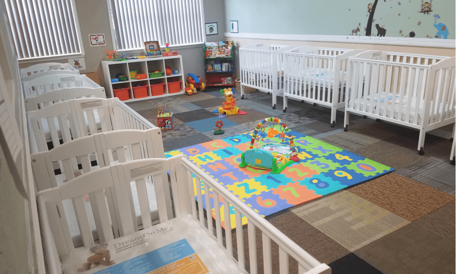 Infant Care Room
